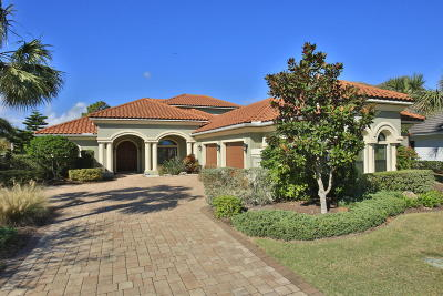 Palm Coast Single Family Home For Sale: 17 Hammock Beach Parkway