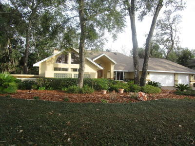 Spruce Creek Fly In Single Family Home For Sale: 2616 Spruce Creek Boulevard