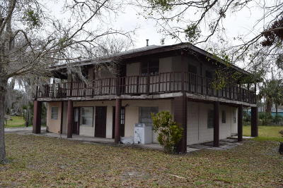 Volusia County Multi Family Home For Sale: 451 Hickory Street