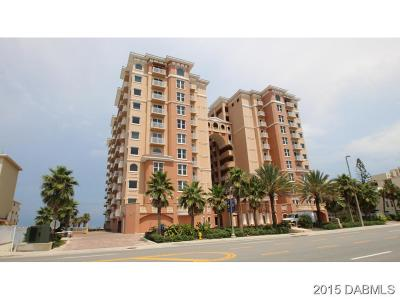 Daytona Beach Shores Condo/Townhouse For Sale: 3245 S Atlantic Avenue #402