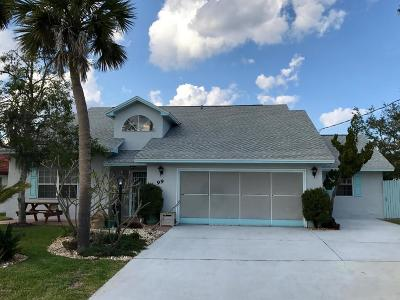 Palm Coast Single Family Home For Sale: 99 Cimmaron Drive