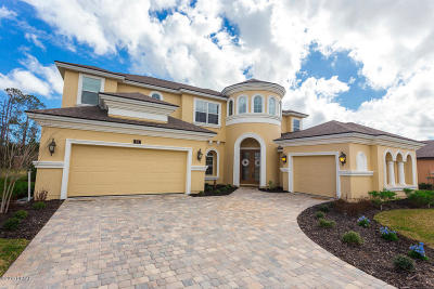 Ormond Beach Single Family Home For Sale: 53 Tomoka Ridge Way