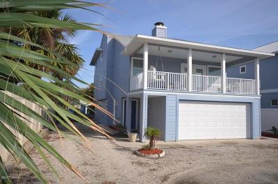 New Smyrna Beach Single Family Home For Sale: 816 Ocean Avenue