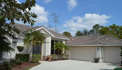 Daytona Beach Single Family Home For Sale: 148 Double Eagle Drive