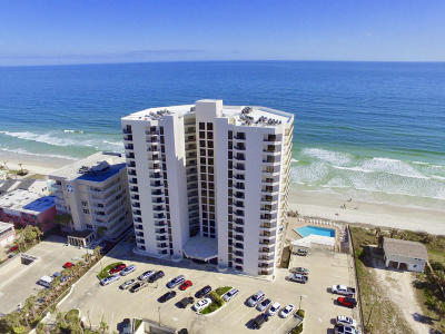 Daytona Beach Shores Condo/Townhouse For Sale: 3855 S Atlantic Avenue #401