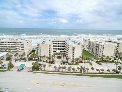 Ponce Inlet Condo/Townhouse For Sale: 4555 S Atlantic Avenue #4710