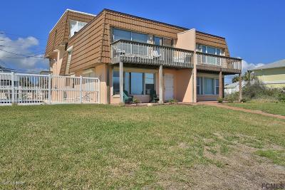 Flagler Beach Condo/Townhouse For Sale: 2674 S Ocean Shore Boulevard