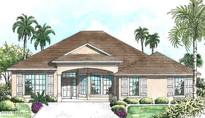 New Smyrna Beach Single Family Home For Sale: 3306 Bellino Boulevard