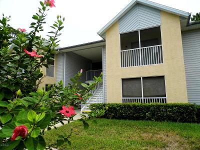 Daytona Beach Condo/Townhouse For Sale: 101 Bent Tree Drive #39