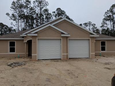 Palm Coast Multi Family Home For Sale: 18 Bren Mar Lane