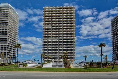 Daytona Beach Condo/Townhouse For Sale: 2900 N Atlantic Avenue #1601