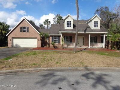 Ormond Beach FL Single Family Home For Sale: $274,500