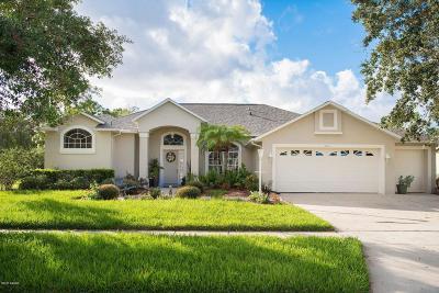 Port Orange Single Family Home For Sale: 6414 Longlake Drive