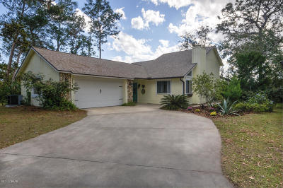 Ormond Beach FL Single Family Home For Sale: $235,900