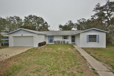 New Smyrna Beach Single Family Home For Sale: 2611 Nordman Avenue