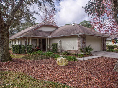 Daytona Beach Single Family Home For Sale: 217 Glenbriar Circle