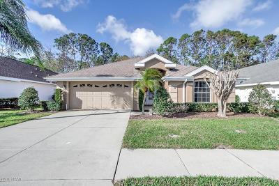 Daytona Beach Single Family Home For Sale: 26 Cormorant Circle