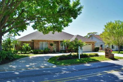 Port Orange Single Family Home For Sale: 2029 Country Club Drive