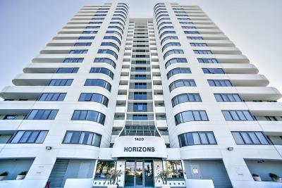 Daytona Beach Condo/Townhouse For Sale: 1420 N Atlantic Avenue #304
