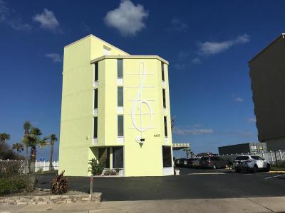 Ormond Beach Condo/Townhouse For Sale: 453 S Atlantic Avenue #405