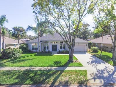 Port Orange Single Family Home For Sale: 482 Oakland Park Boulevard
