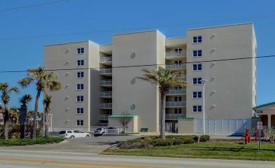 Port Orange Condo/Townhouse For Sale: 4495 S Atlantic Avenue #202