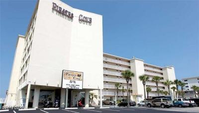 Daytona Beach Shores Condo/Townhouse For Sale: 3501 S Atlantic Avenue #226