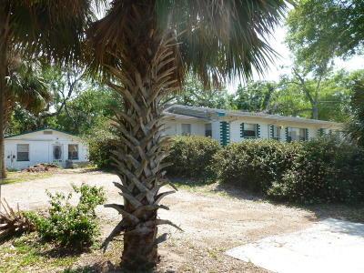 Port Orange Multi Family Home For Sale: 892 Taylor Road