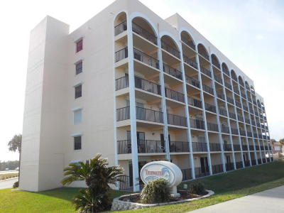 Ponce Inlet Condo/Townhouse For Sale: 30 Inlet Harbor Road #403