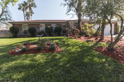 Ormond Beach Single Family Home For Sale: 240 Pawnee Drive
