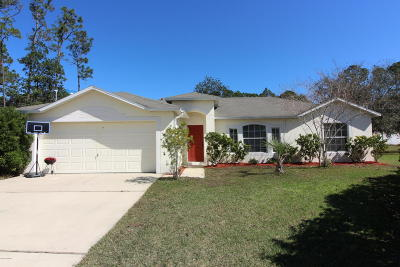 Palm Coast Single Family Home For Sale: 8 Penndale Place