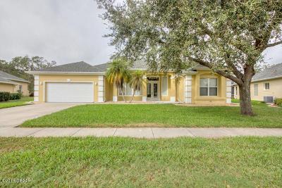 Port Orange Single Family Home For Sale: 6047 Sanctuary Garden Boulevard