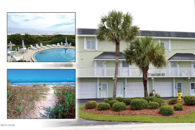 Ponce Inlet, South Daytona, Wilbur-by-the-sea Attached For Sale: 4793 S Atlantic Avenue #12