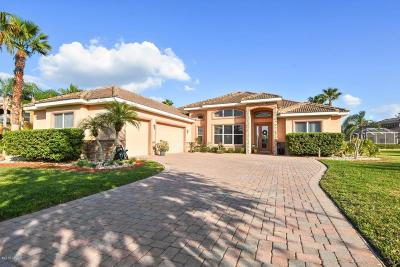 New Smyrna Beach Single Family Home For Sale: 3552 Tuscany Reserve Boulevard