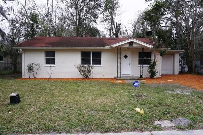 Daytona Beach Single Family Home For Sale: 909 Madison Avenue