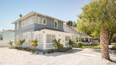 Daytona Beach Single Family Home For Sale: 418 Butler Boulevard