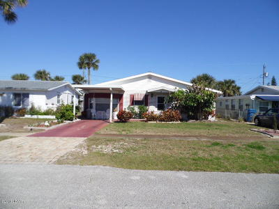 Ormond Beach Single Family Home For Sale: 20 Margaret Road