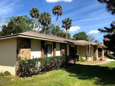 Port Orange Single Family Home For Sale: 3479 Country Walk Drive
