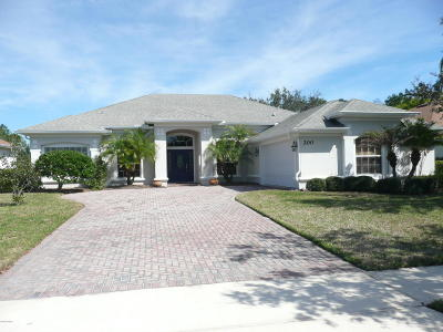 Daytona Beach Single Family Home For Sale: 200 Zaharias Circle