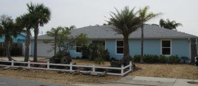 Flagler Beach Single Family Home For Sale: 302 Palm Circle
