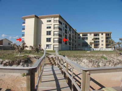 Ormond Beach Condo/Townhouse For Sale: 2290 Ocean Shore Boulevard #2010