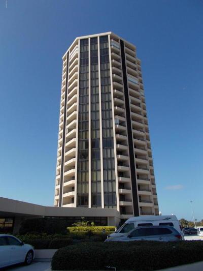 Daytona Beach Condo/Townhouse For Sale: 1 Oceans W Boulevard #7B3