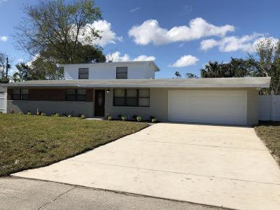 Daytona Beach Single Family Home For Sale: 1336 Continental Drive
