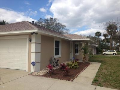 Port Orange Single Family Home For Sale: 4690 Spruce Creek Road