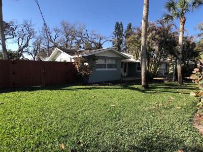 New Smyrna Beach Single Family Home For Sale: 111 Oakwood Avenue