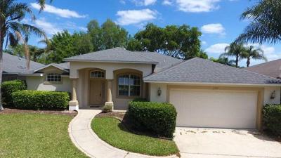 Port Orange Single Family Home For Sale: 6189 Quail Ridge Drive