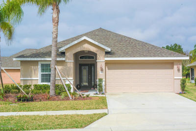 Port Orange Single Family Home For Sale: 1493 Areca Palm Drive