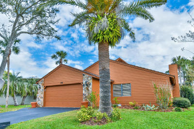 Daytona Beach Single Family Home For Sale: 176 N Gull Circle
