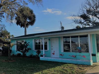 Ormond Beach Single Family Home For Sale: 61 Tropical Drive