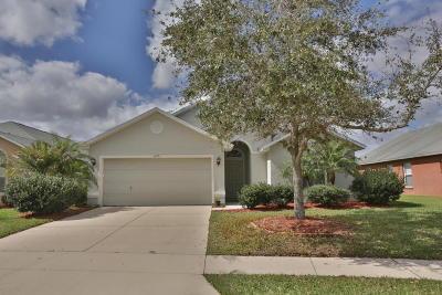 Port Orange Single Family Home For Sale: 6773 Calistoga Circle